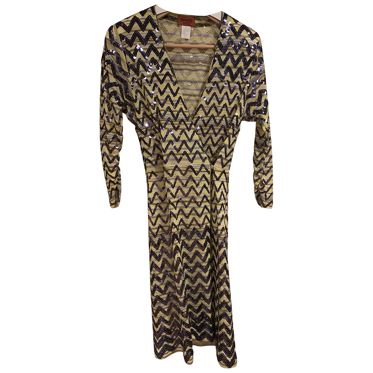 Missoni \N Yellow dress for Women 40 IT