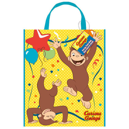 Curious George 1 Party Tote Bag 13