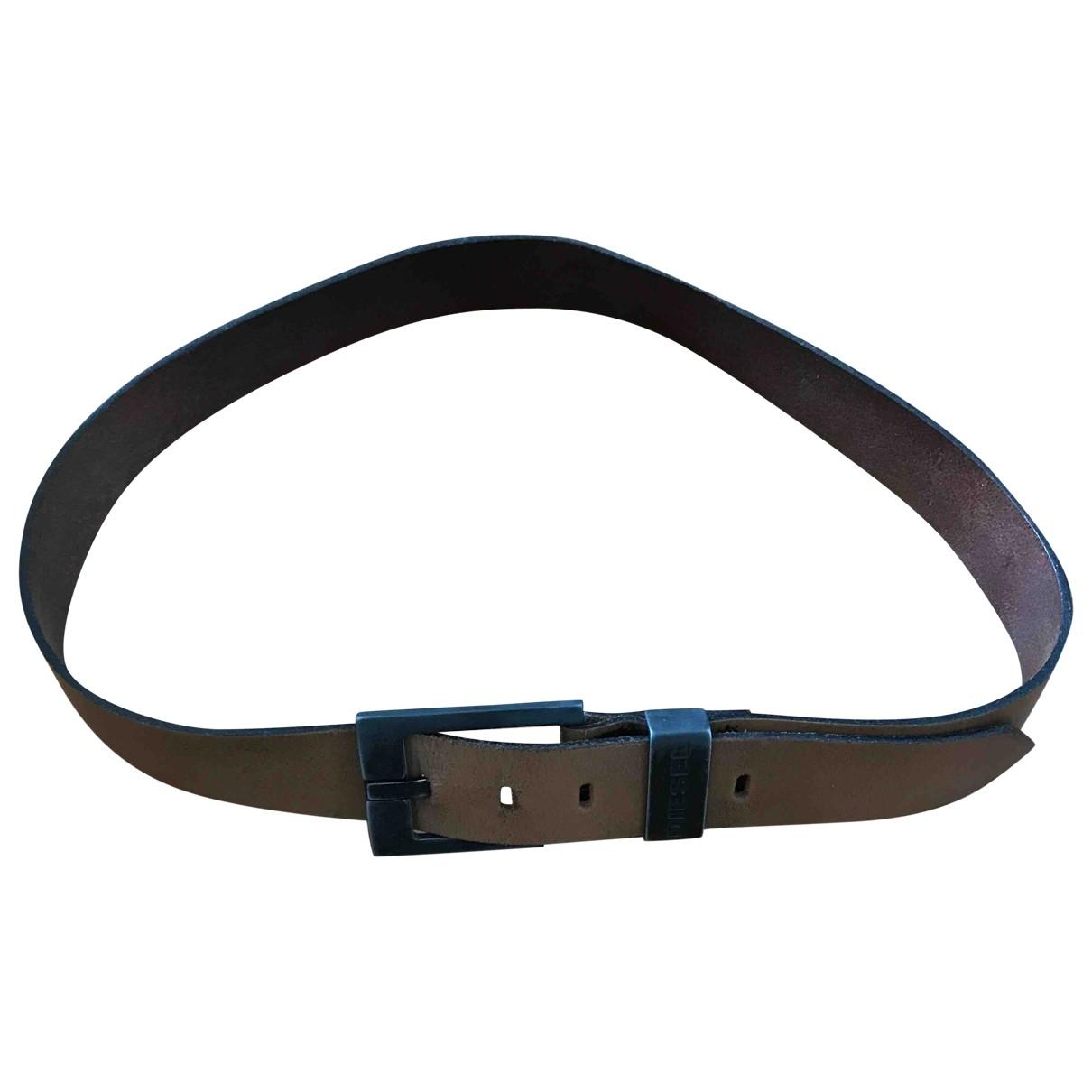 Cinturon de Cuero Diesel