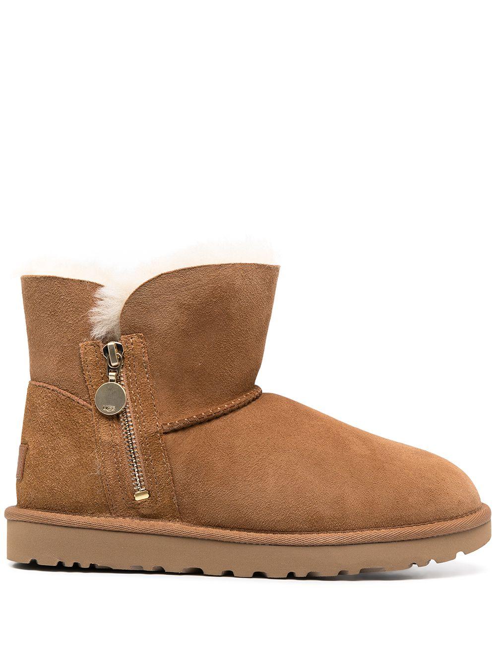 Bailey Zip Boots