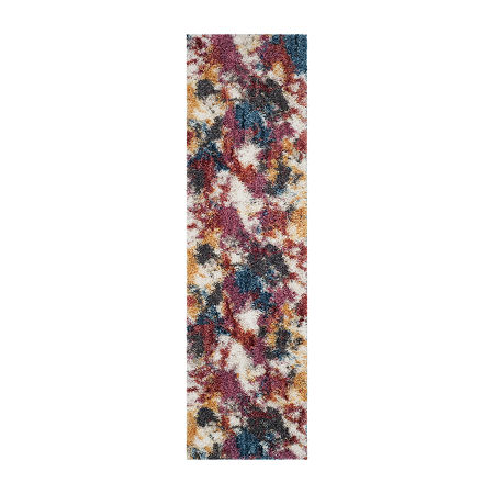 Safavieh Gypsy Collection Vaska Abstract Runner Rug, One Size , Multiple Colors