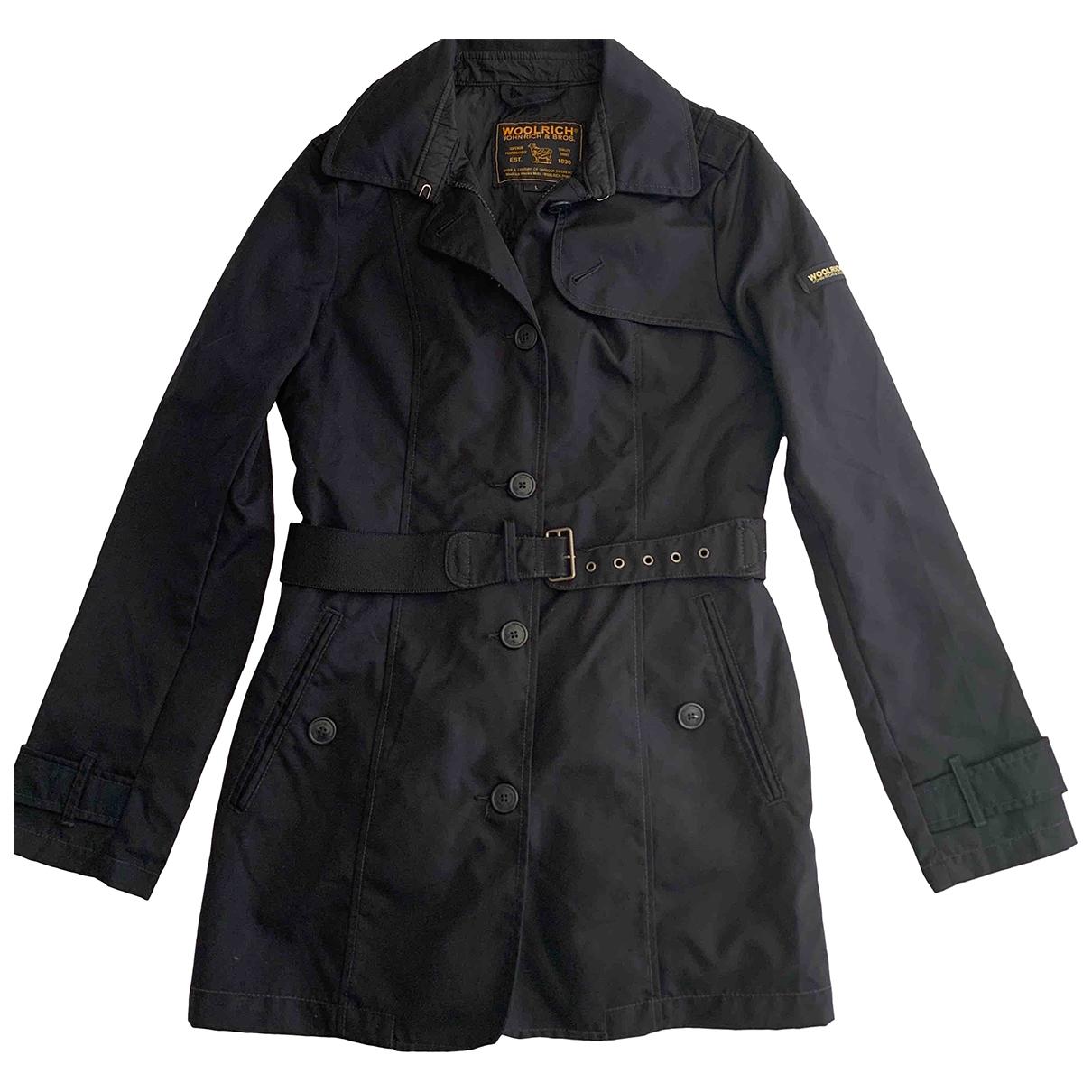 Woolrich \N Blue coat for Women L International