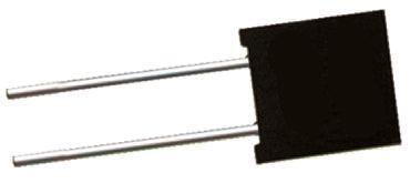 Vishay 2kΩ Metal Foil Resistor 0.6W ±0.01% Y07852K00000T9L