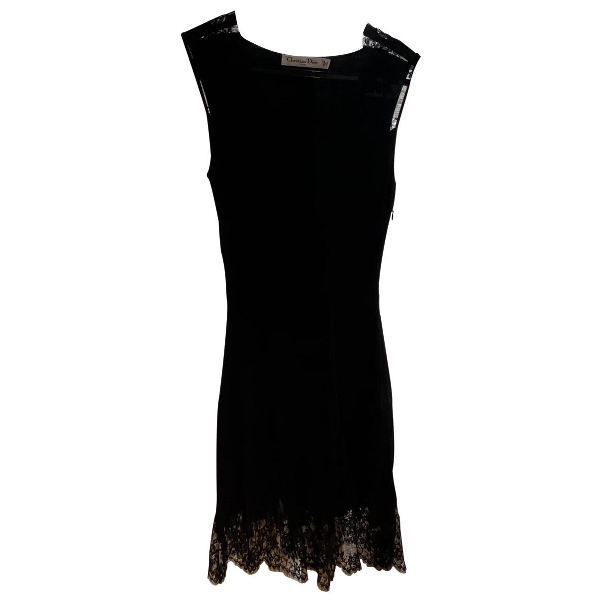 Mini vestido de Encaje Dior