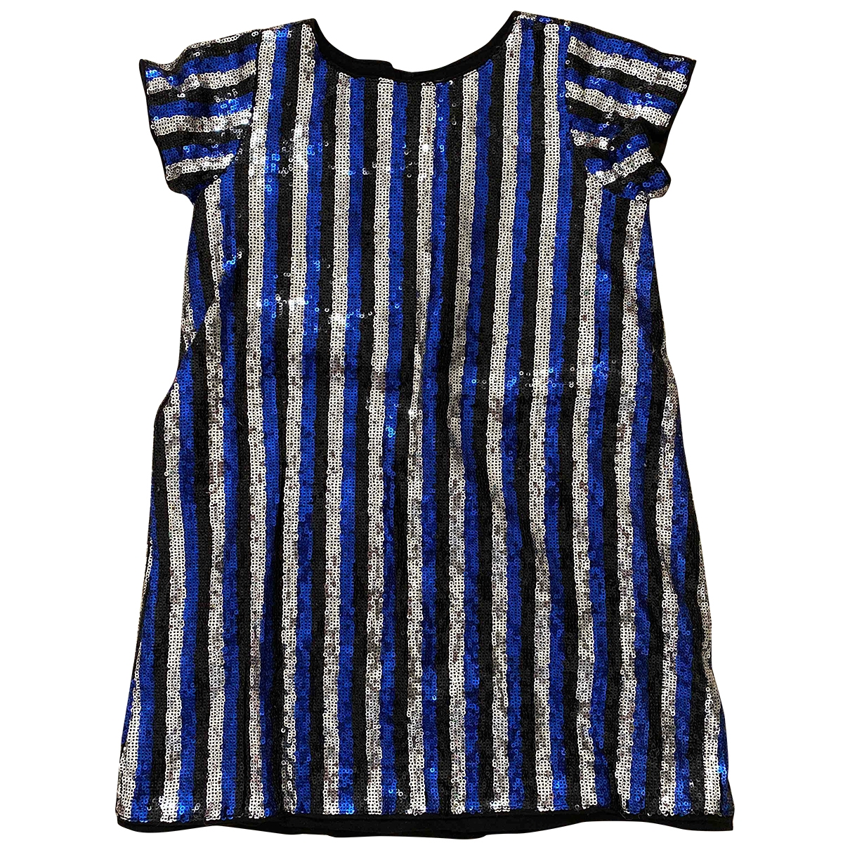 Bonton \N Kleid in Mit Pailletten
