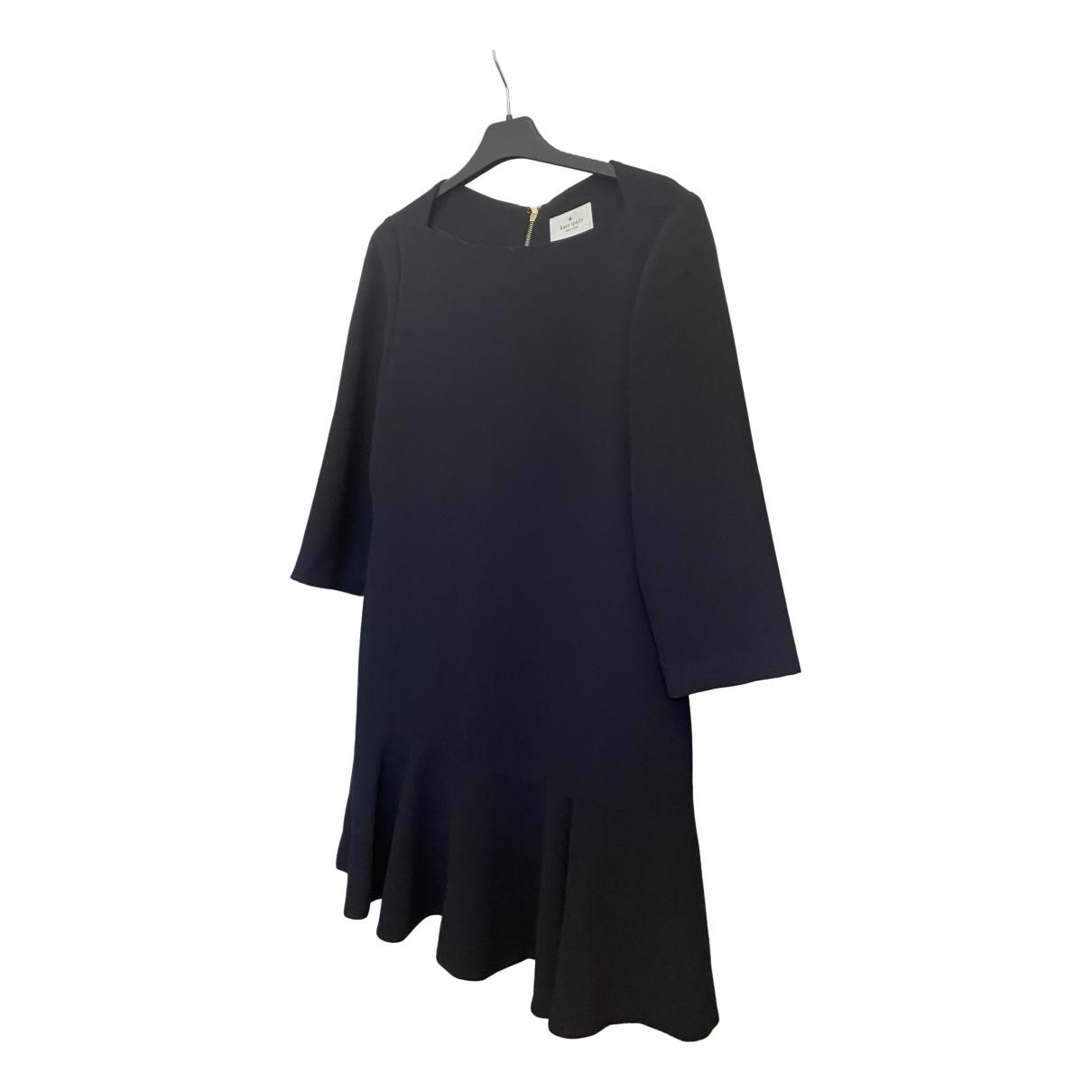 Kate Spade \N Kleid in  Schwarz Polyester