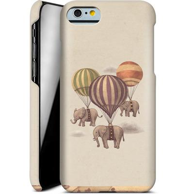 Apple iPhone 6 Smartphone Huelle - Flight Of The Elephants von Terry Fan