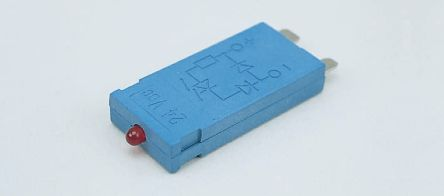 Finder , 60V ac/dc Interface Relay Module, Plug In
