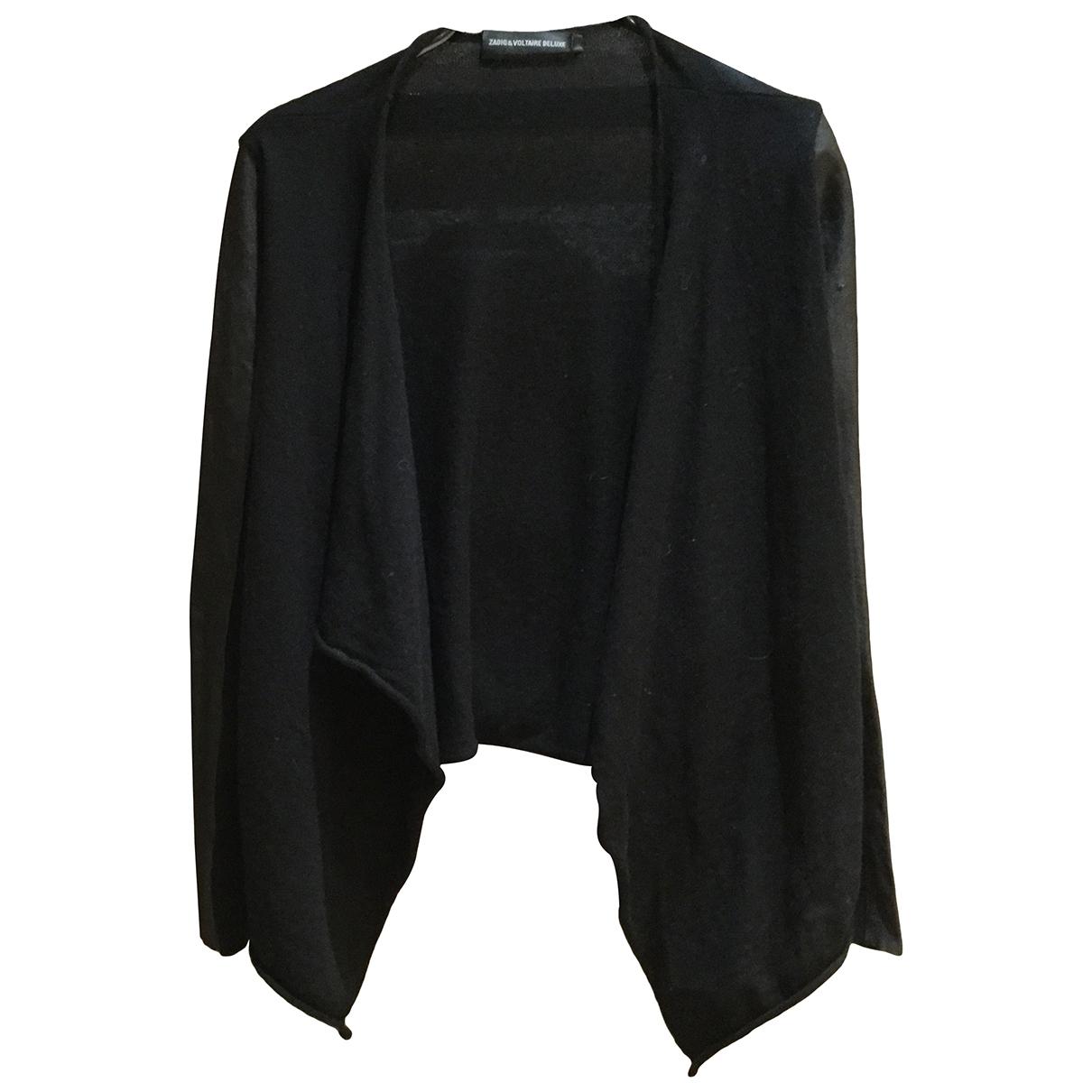 Zadig & Voltaire \N Black Wool Knitwear for Women S International