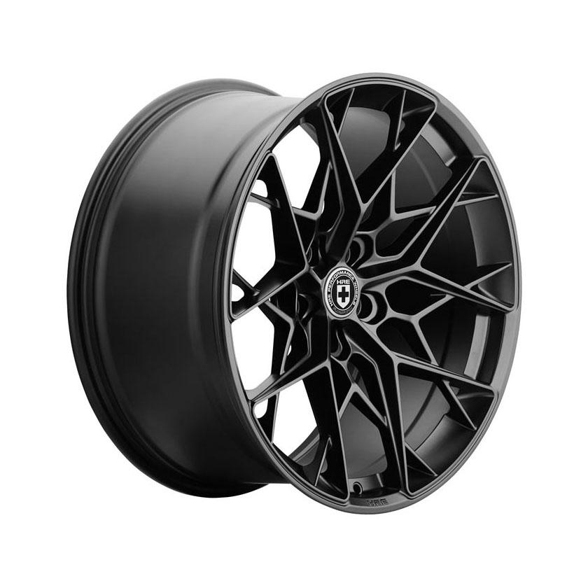 HRE FF10 Flow Form Wheel 21x10.5 5x112 35mm Tarmac