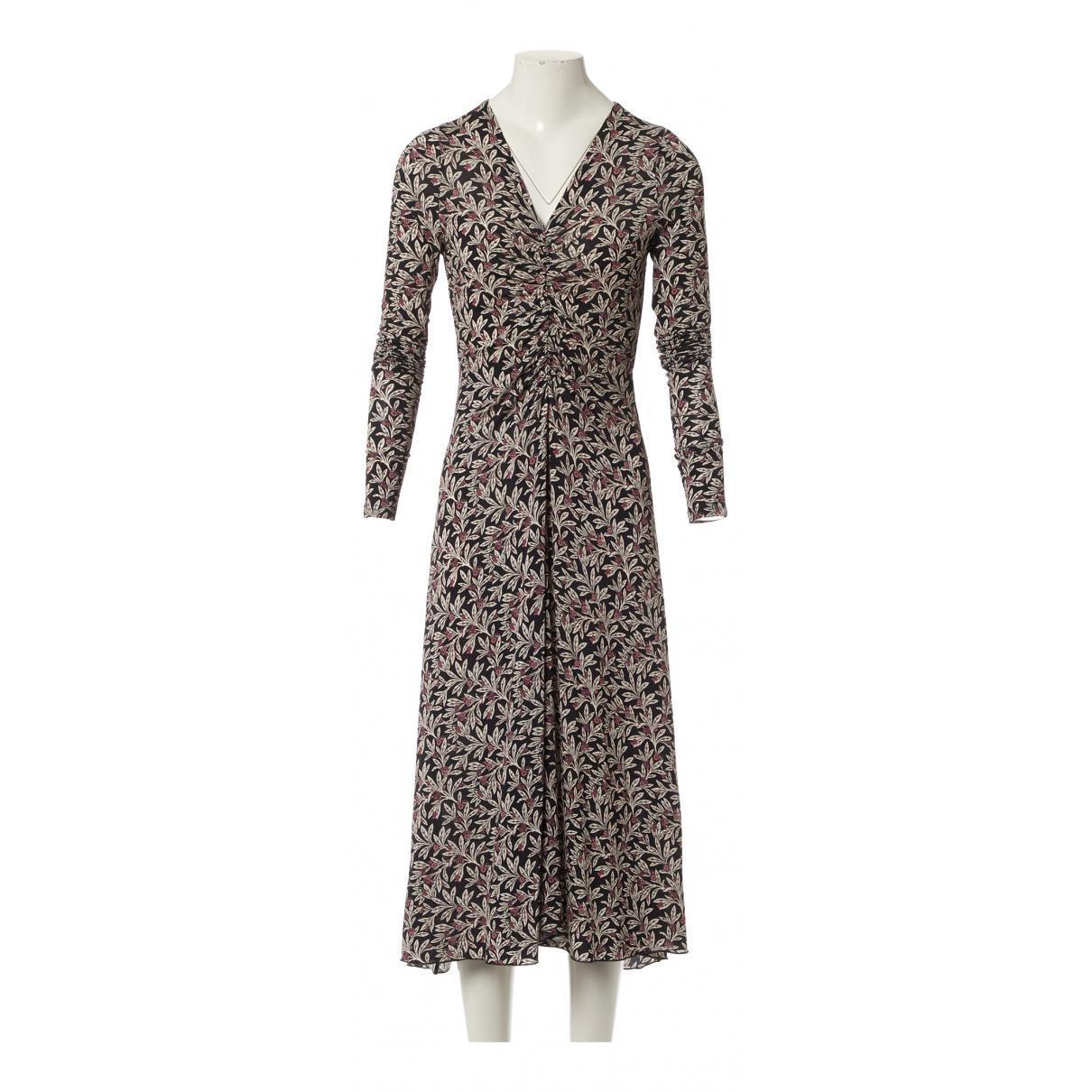 Isabel Marant Etoile \N Kleid in  Bunt Viskose