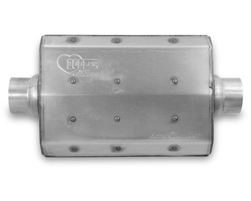 Hooker 21506HKR Aero Chamber Muffler