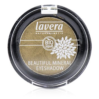 Beautiful Mineral Eyeshadow - Edgy Olive
