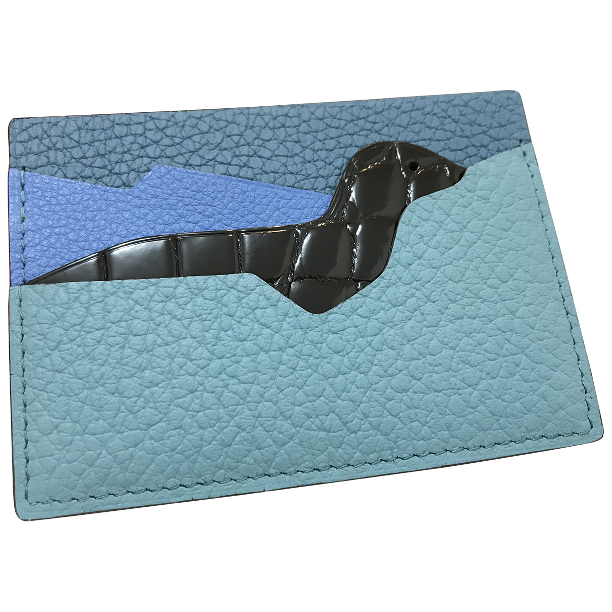 Hermès \N Multicolour Leather Purses, wallet & cases for Women \N