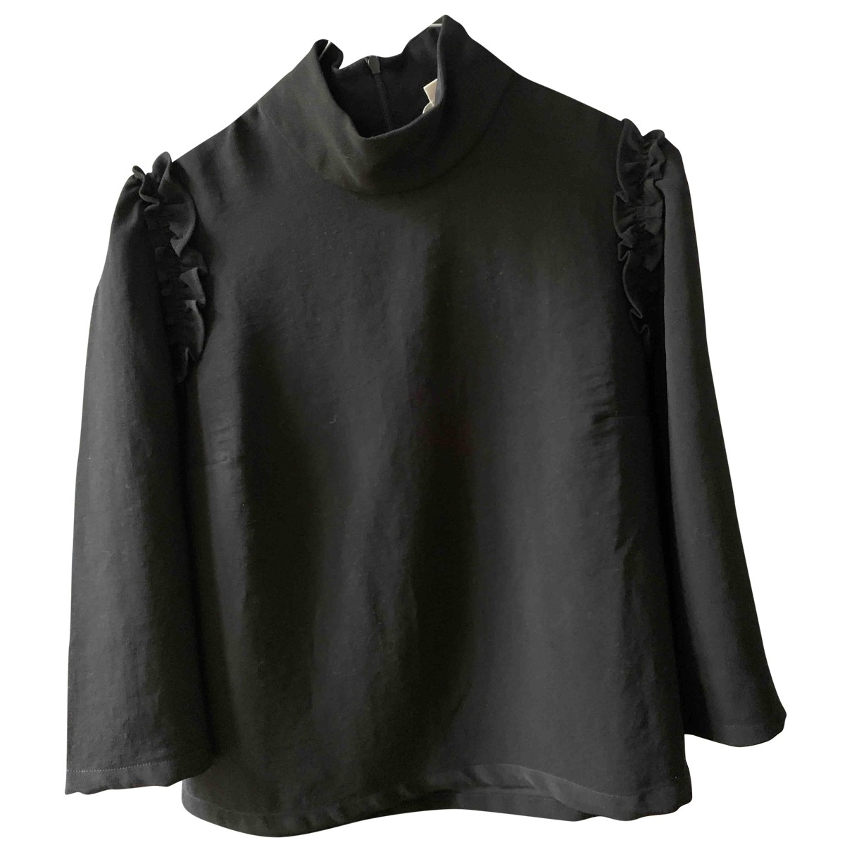 Sézane Fall Winter 2019 Black  top for Women 38 FR