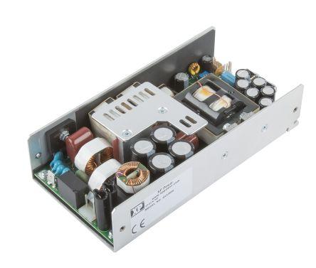 XP Power , 500W AC-DC Converter, 12V dc, U Bracket, Medical Approved