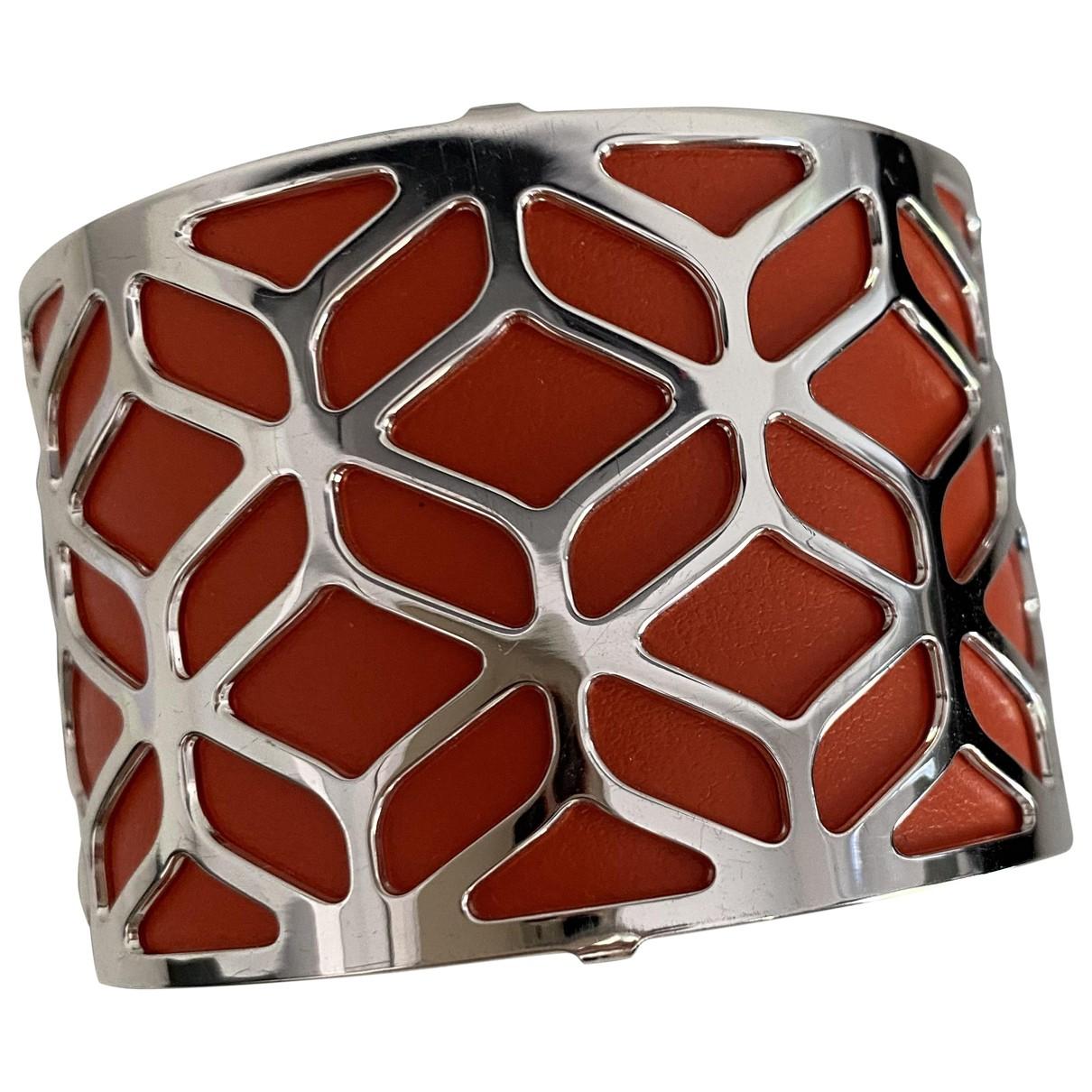 Les Georgettes \N Armband in  Orange Metall