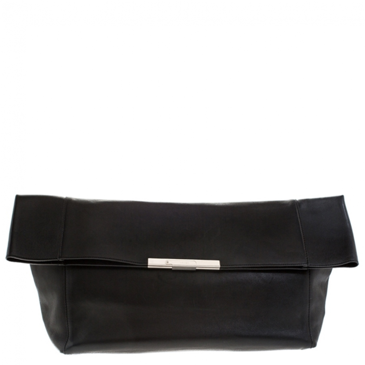 Celine Cabas Black Leather handbag for Women \N