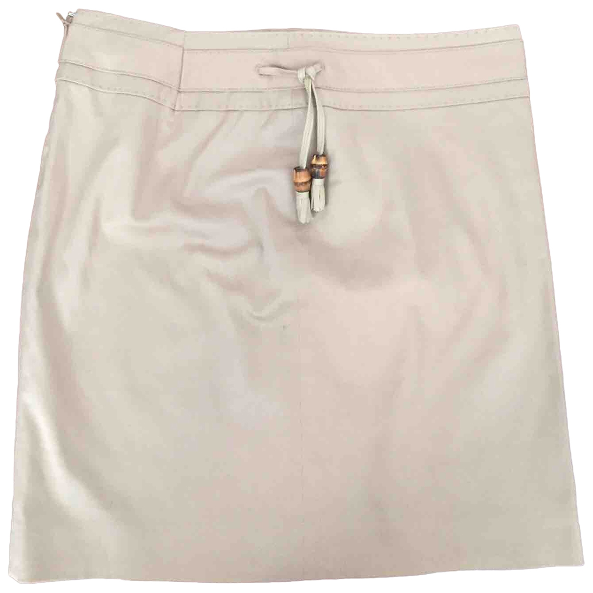 Gucci \N Cotton skirt for Women 38 IT
