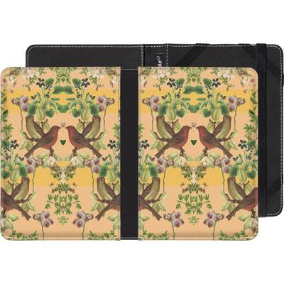 Sony Reader PRS-T1 eBook Reader Huelle - Vintage Botanic von Zala Farah