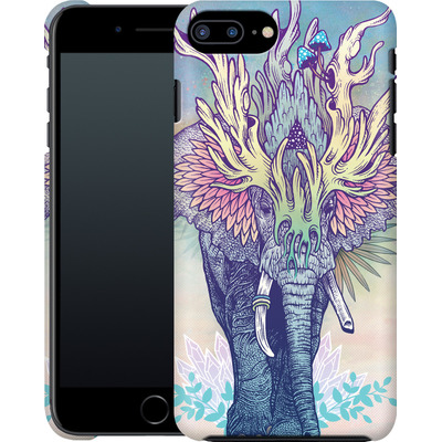 Apple iPhone 8 Plus Smartphone Huelle - Spirit Elephant  von Mat Miller