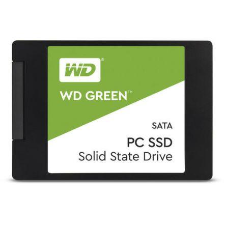 Western Digital WD Green SATA SSD 120 GB Internal Hard Drive