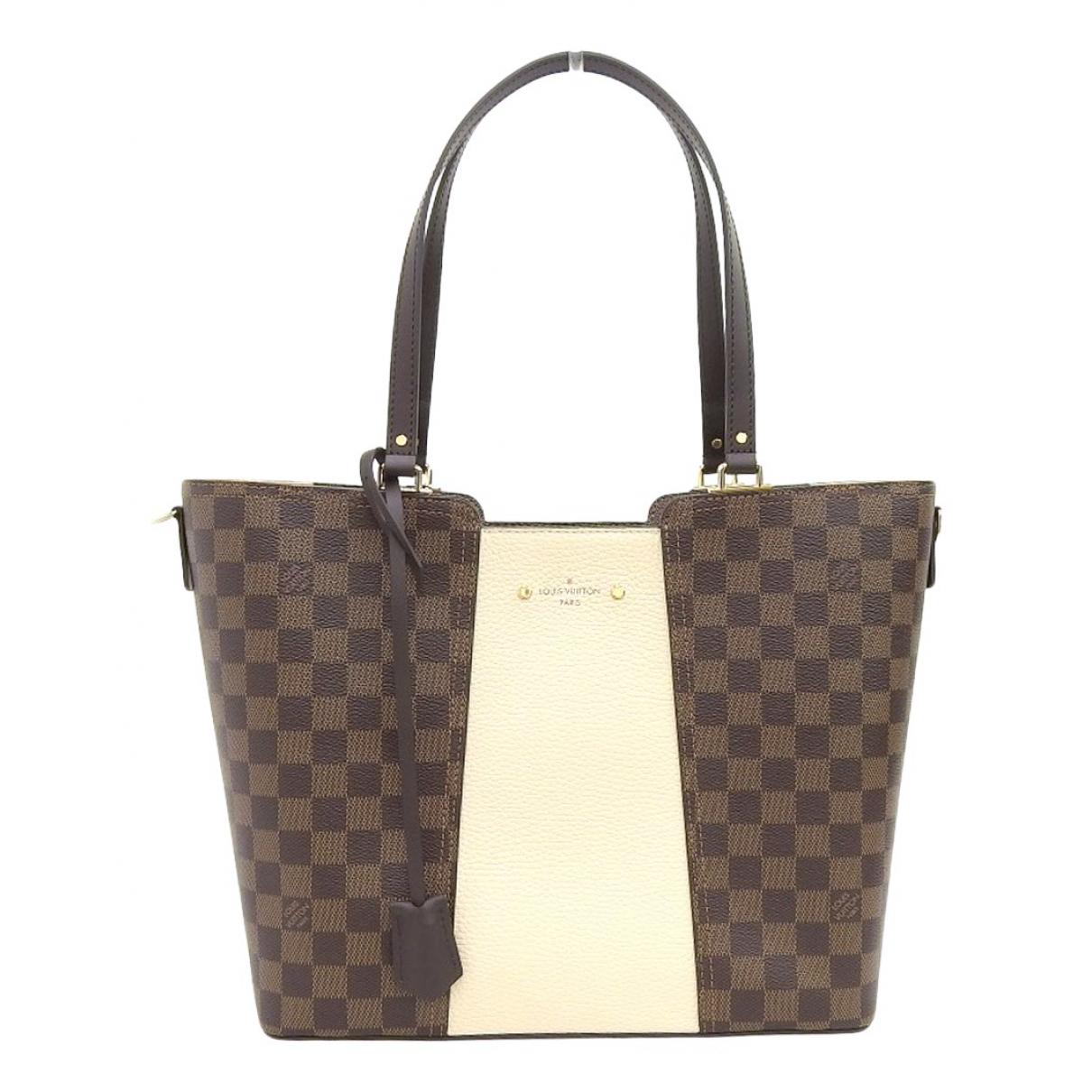 Louis Vuitton \N Multicolour Cloth handbag for Women \N