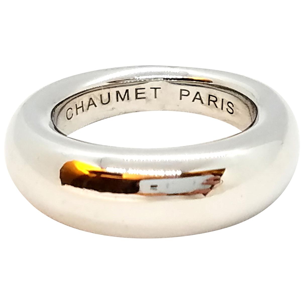 Anillo de Oro blanco Chaumet
