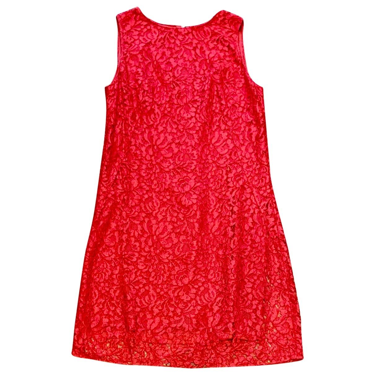 Dolce & Gabbana \N Red Lace dress for Women 42 IT