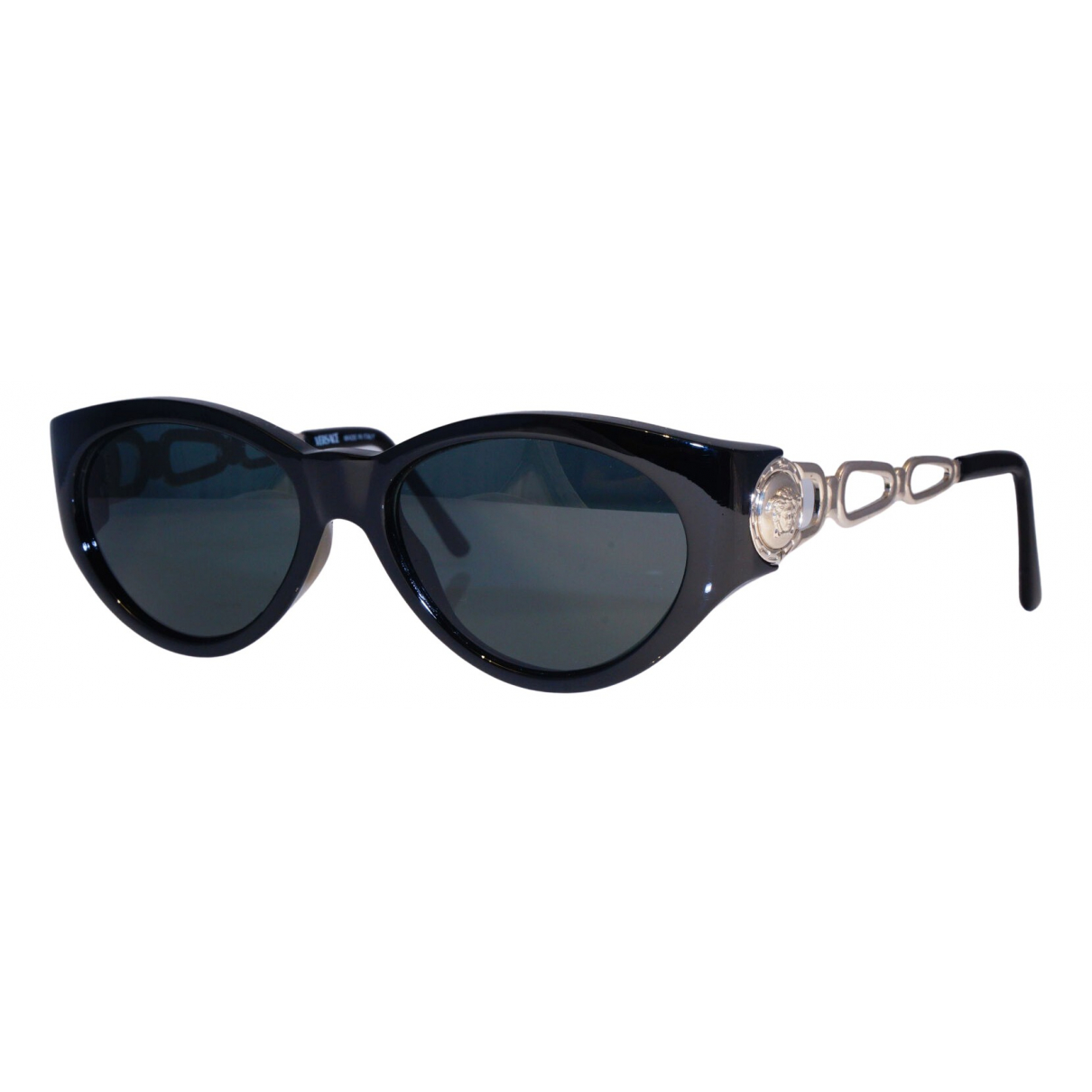 Gianni Versace \N Anthracite Sunglasses for Men \N
