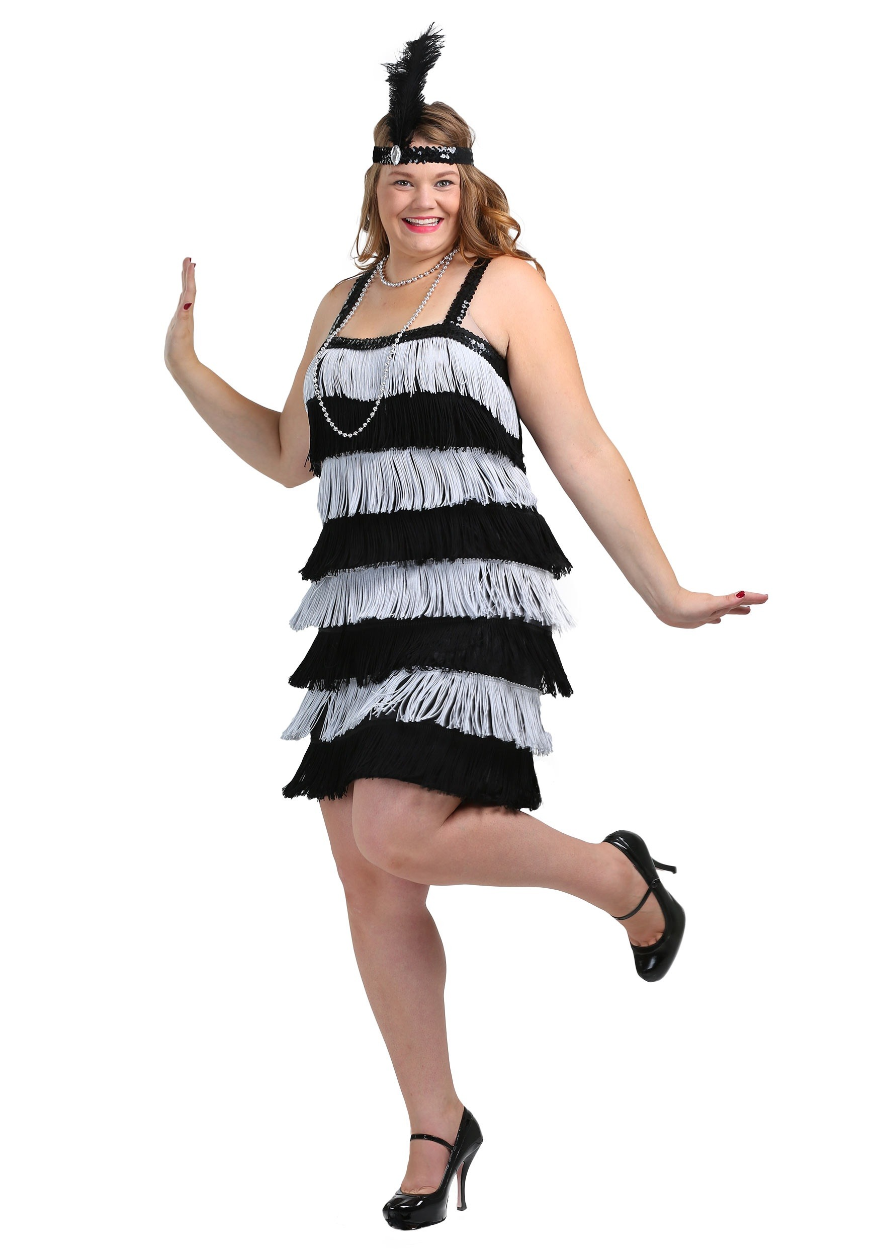 Womens Jazz Time Honey Plus Size Costume Dress | Exclusive