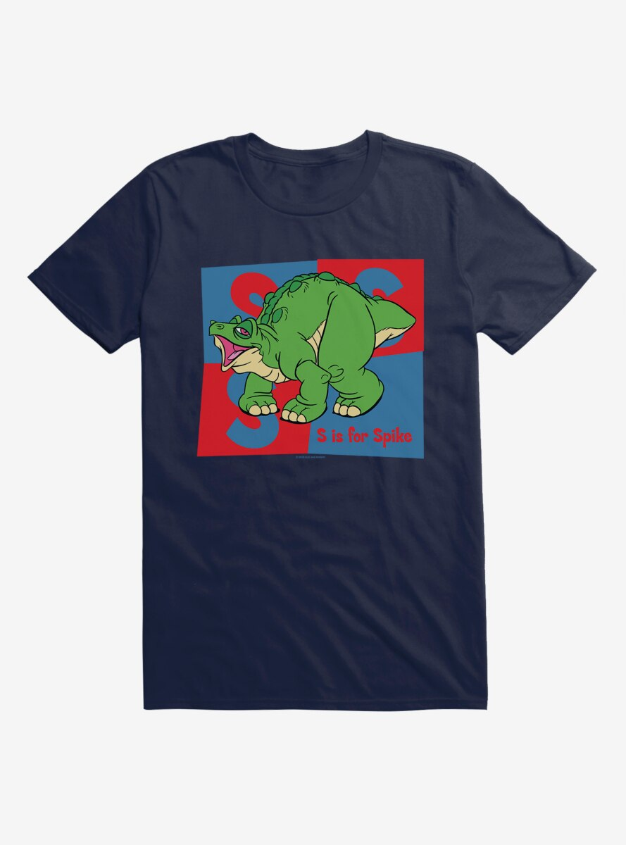 The Land Before Time S Is For Spike T-Shirt