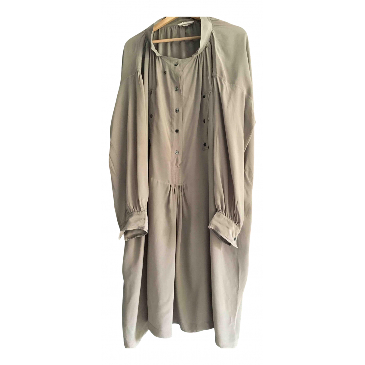Maxi vestido de Seda Isabel Marant Etoile