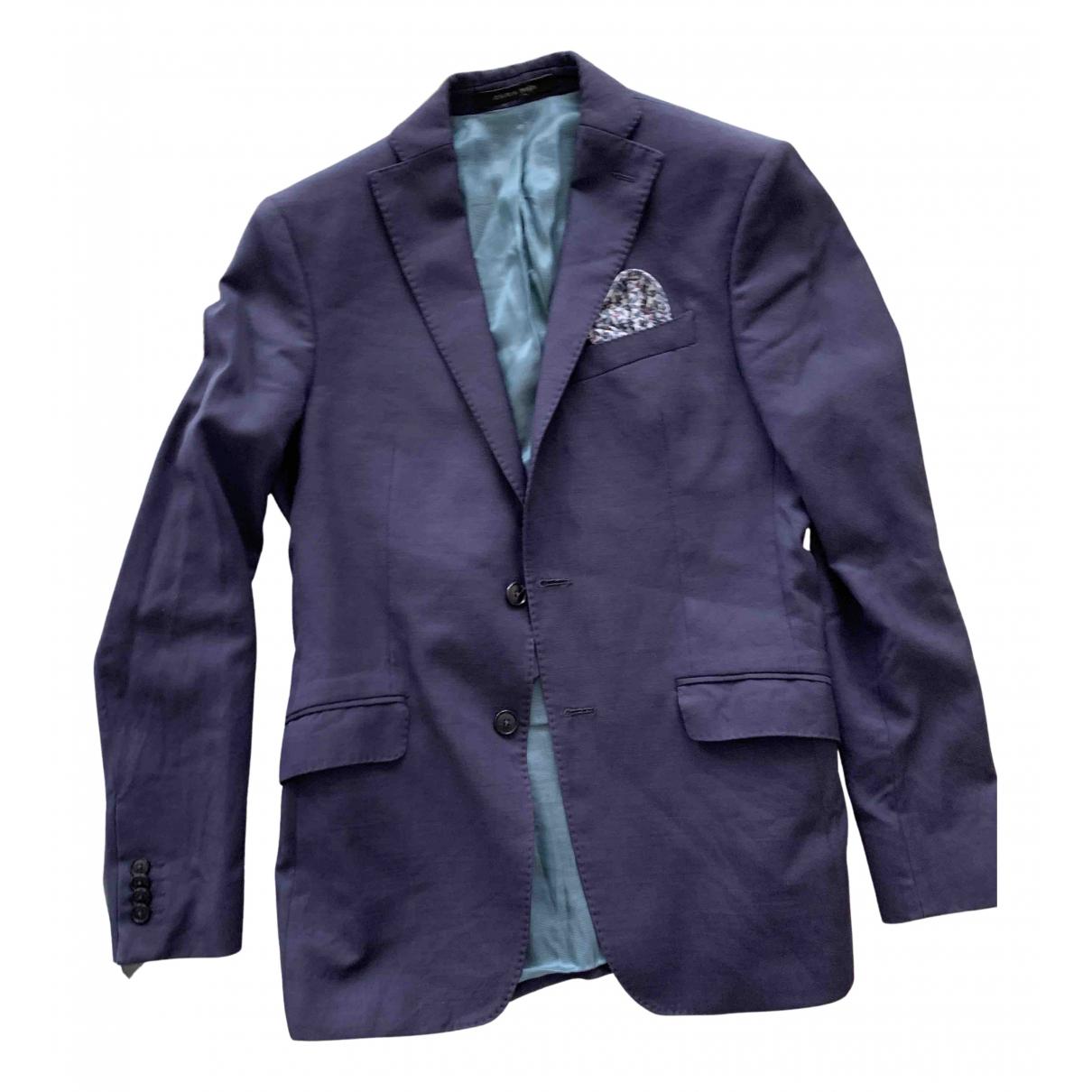 Zara - Vestes.Blousons   pour homme - bleu