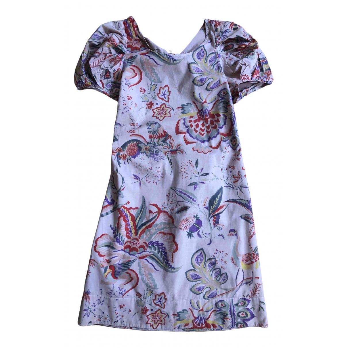 See By Chloe - Robe   pour femme en coton - multicolore