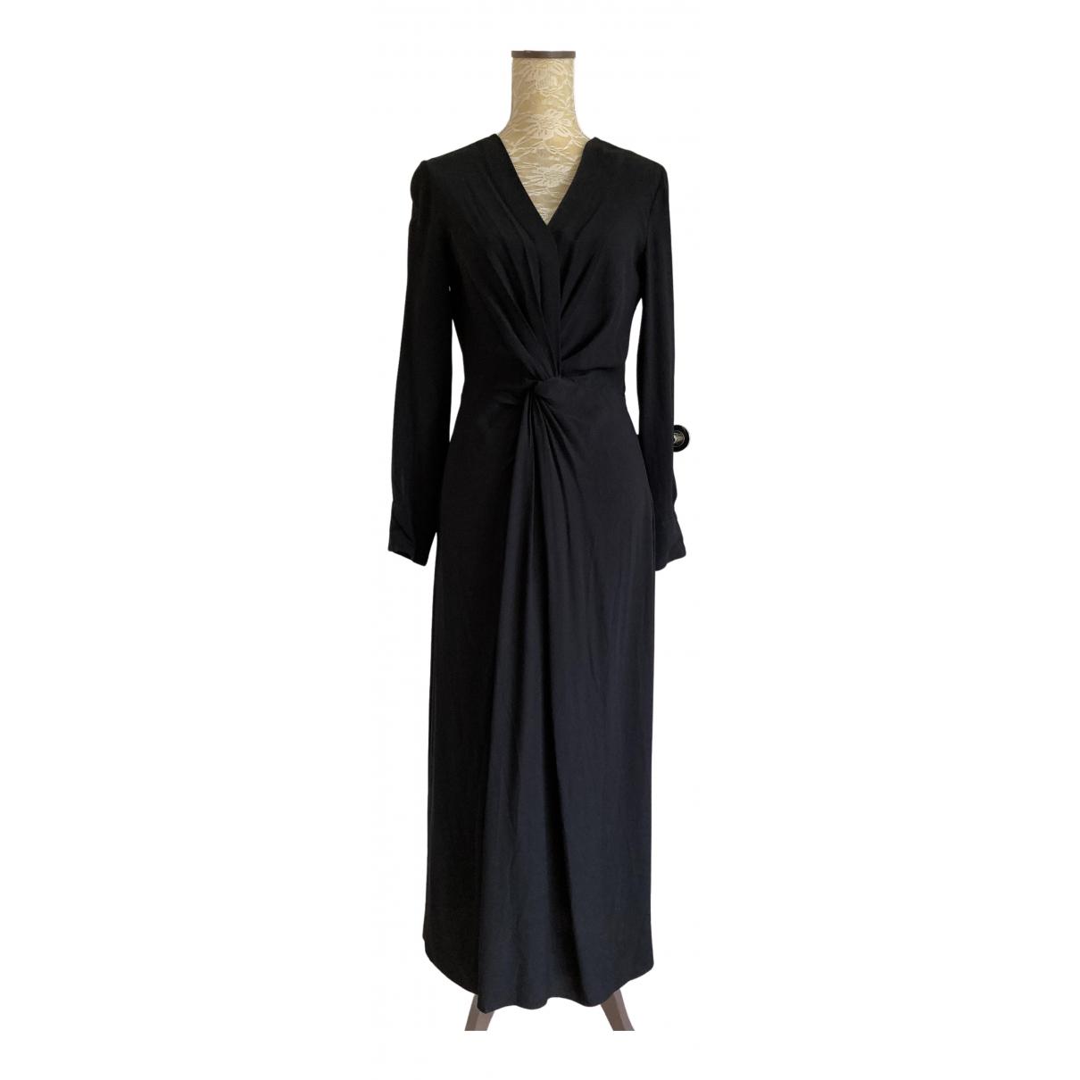 Massimo Dutti - Robe   pour femme - noir