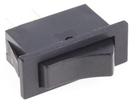 TE Connectivity Single Pole Single Throw (SPST), On-Off Rocker Switch Panel Mount