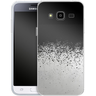 Samsung Galaxy J3 (2016) Silikon Handyhuelle - Ink von SONY