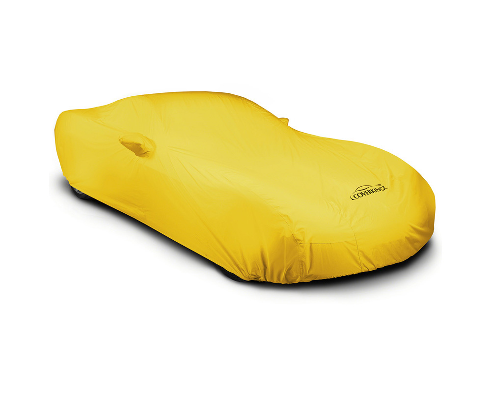 Coverking CVC2SP93TR2306 CVC2SP93 Stormproof Yellow Class 2 Custom Car Cover