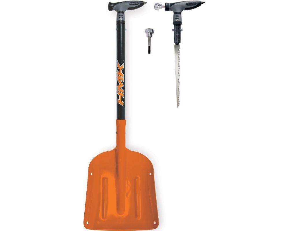 HMK HM3SHOVELSO L Handle Shovel w/ Flint