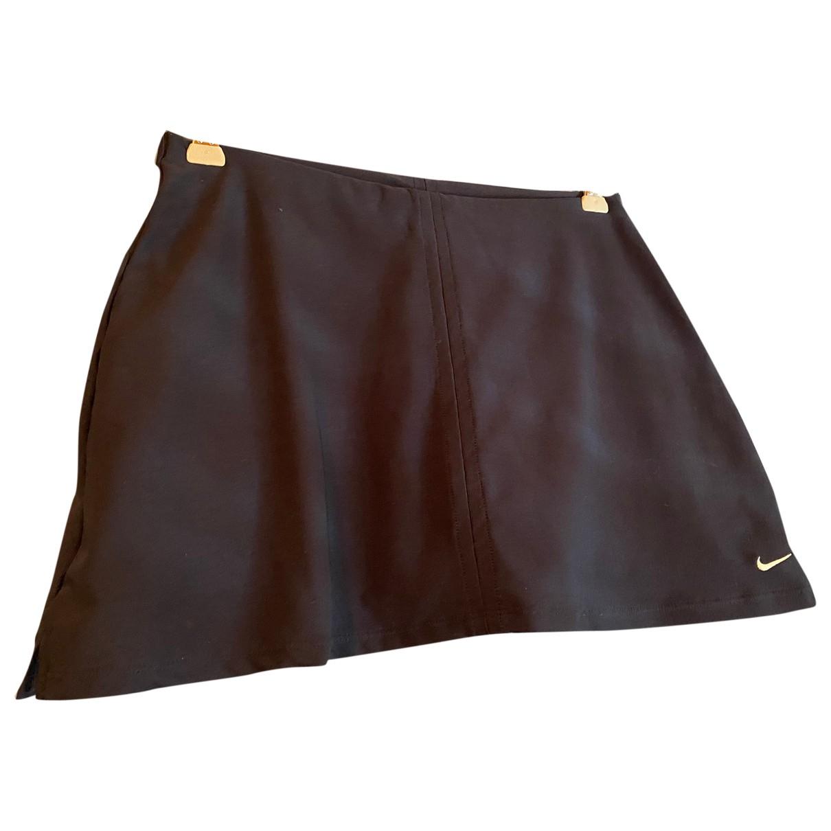 Nike \N Navy skirt for Women XS International