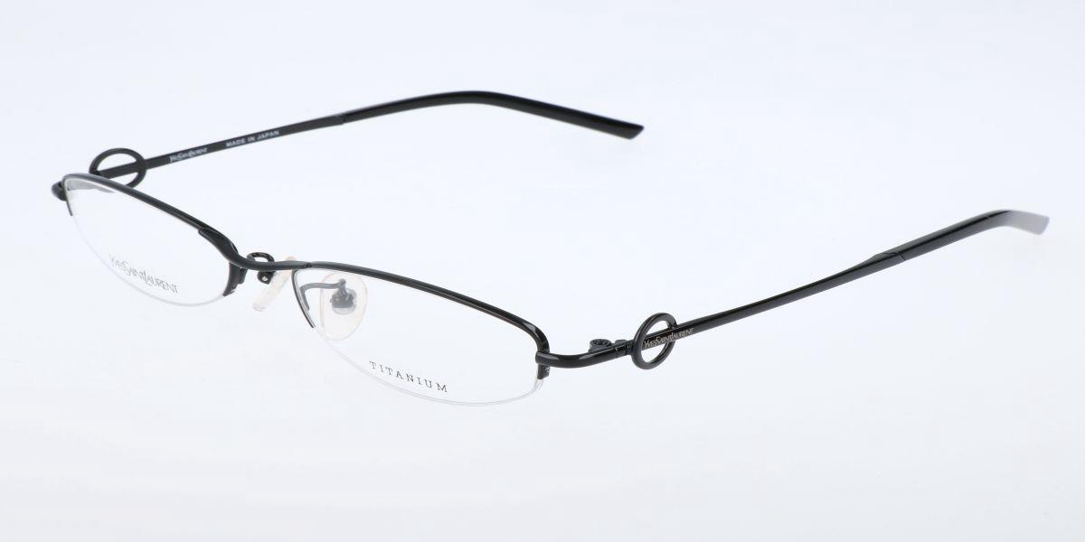 YSL Yves Saint Laurent SL 4603 B3W Women's Glasses Black Size 51 - Free Lenses - HSA/FSA Insurance - Blue Light Block Available