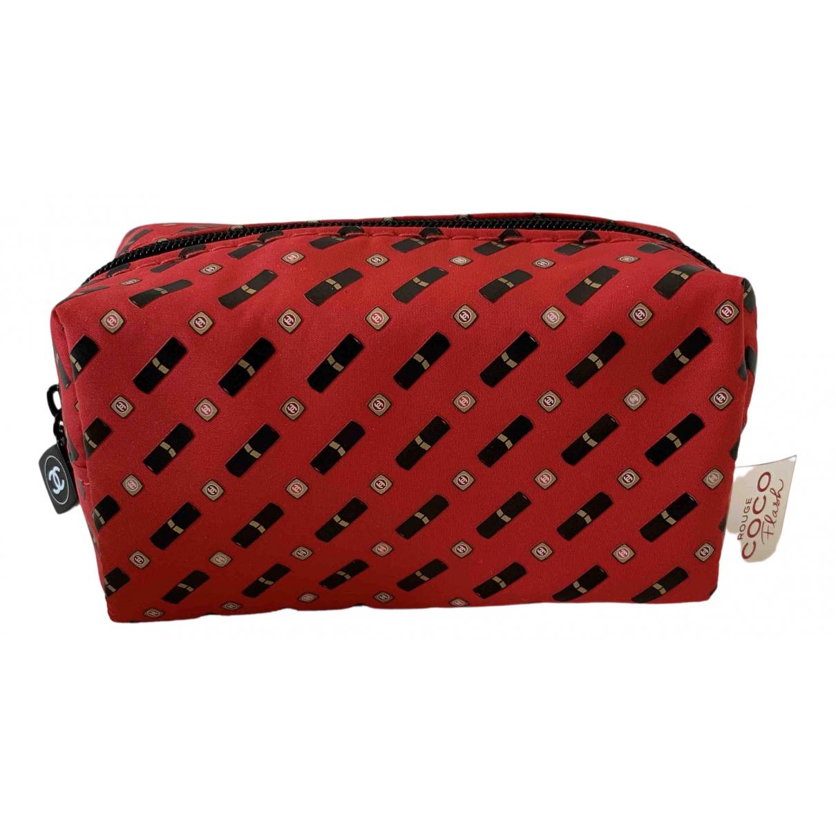 Chanel - Pochette   pour femme - rouge