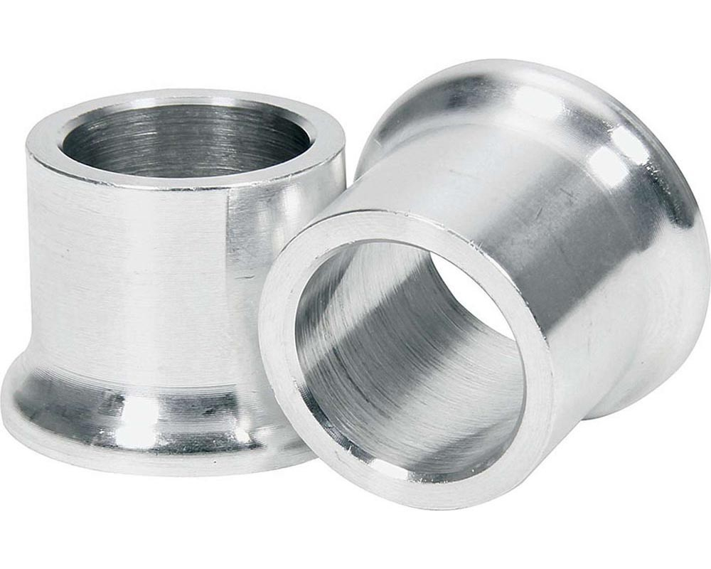 Allstar Performance ALL18599 Tapered Spacers Aluminum 5/8in ID 3/4in Long ALL18599
