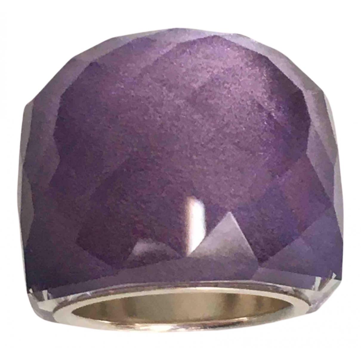 Swarovski - Bague Nirvana pour femme en cristal - violet