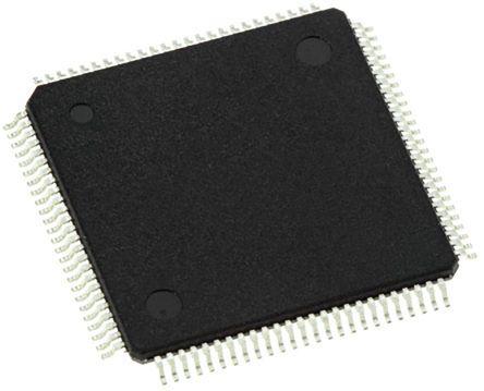 Renesas Electronics R5F111PGAFB#30, 16bit RL78 Microcontroller, RL78/L1C, 24MHz, 128 kB Flash, 100-Pin LFQFP (2)