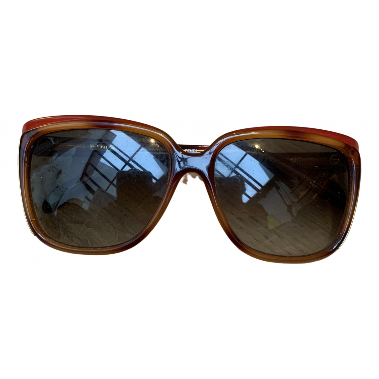 Fendi N Red Sunglasses for Women N