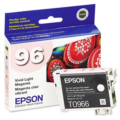Epson T096620 cartouche d'encre originale magenta clair