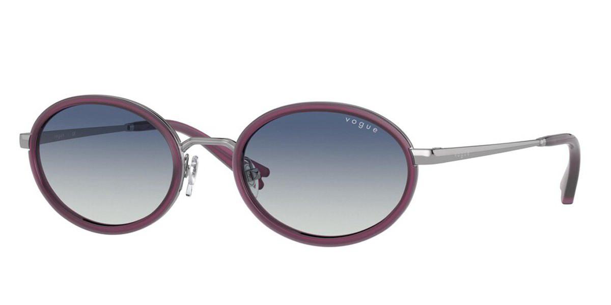 Vogue Eyewear VO4167S 548/4L Women's Glasses Violet Size 46 - Free Lenses - HSA/FSA Insurance - Blue Light Block Available