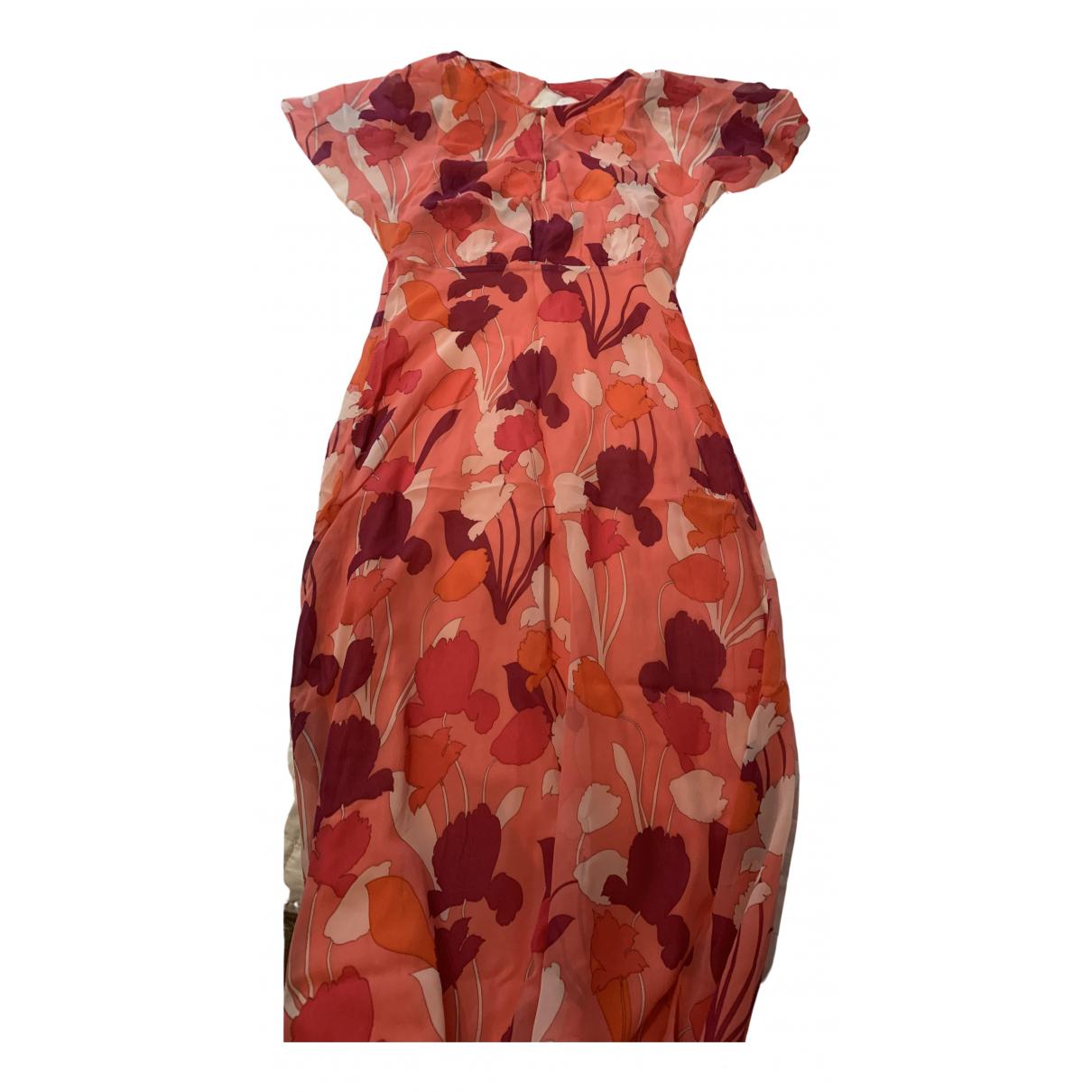 Massimo Dutti \N Multicolour dress for Women 38 FR